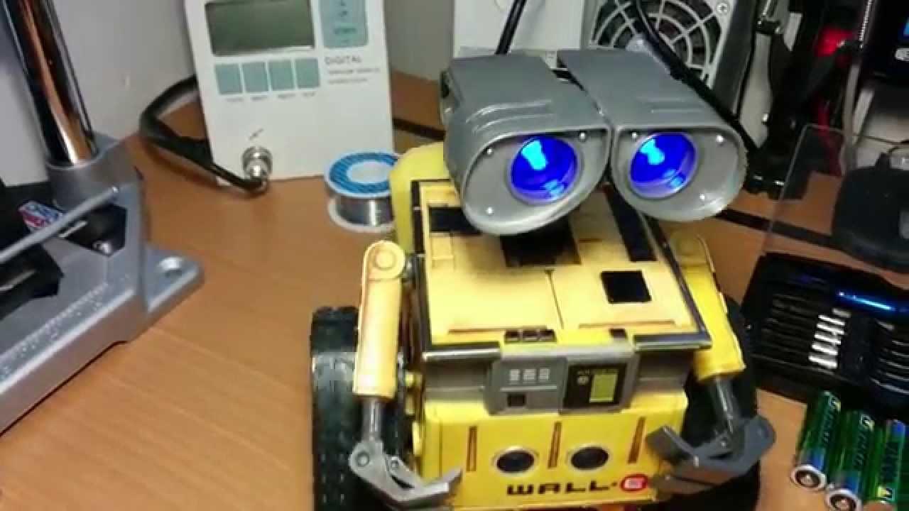 16 июн 2009. Пока в малайзийском университете студенты мудрят над прототипом робота-уборщика на основе самого wall-e, создан вполне себе.