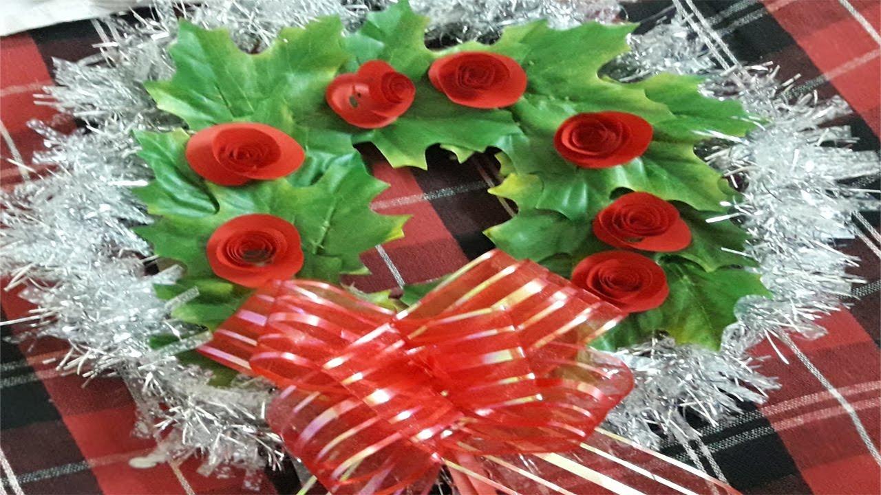 how to make handmade christmas wreaths christmas wreath making