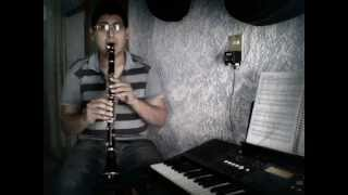 clarinet strip - pete fountain (cover)