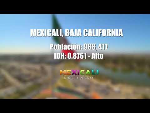 Mexicali, Baja California.