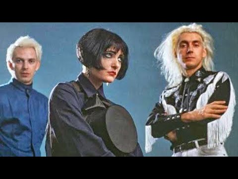 Siouxsie And The Banshees - Live 1988 Wired Stereo HD