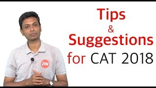 10 Days to GO for CAT | Tips and Suggestions for CAT 2018