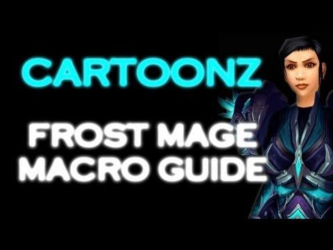 Cartoonz In-Depth Mage PvP Macro Guide