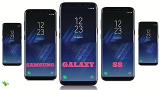 Samsung Galaxy S8 Official Specs &  images Leaked !