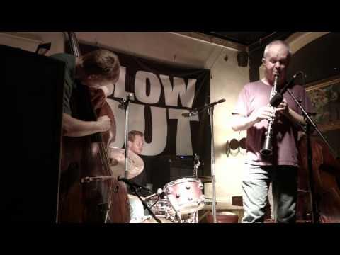 Blow Out 2015: Frode Gjerstad / Nick Stephens / Magnus Skavhaug Nergaard / Andreas Wildhagen