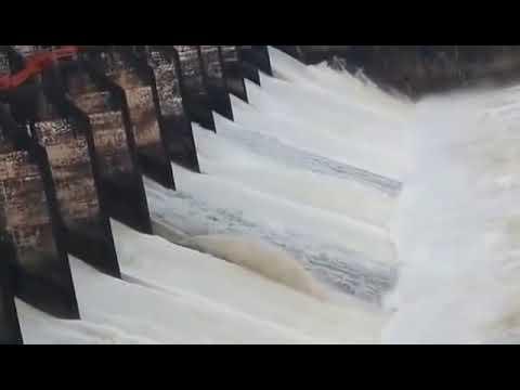 Kaptai Dam in Bangladesh