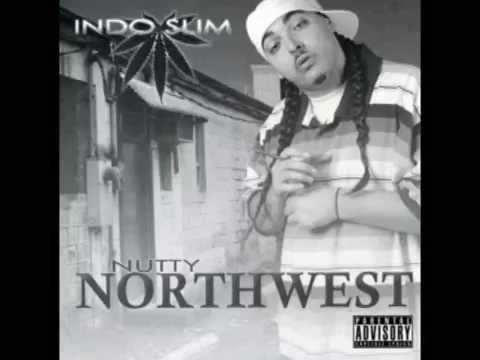 Indo Slim - Spit Flamez - 2010 - Portland - G-Funk