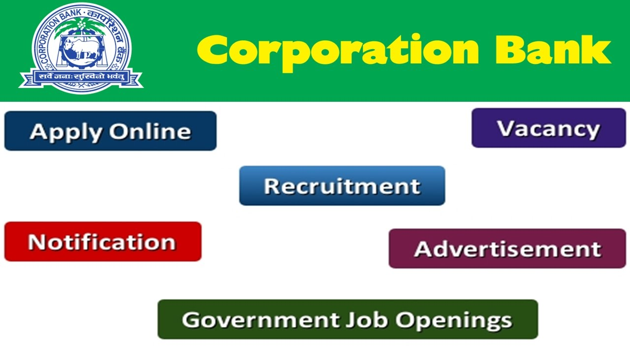 apply online for internet banking in corporation bank