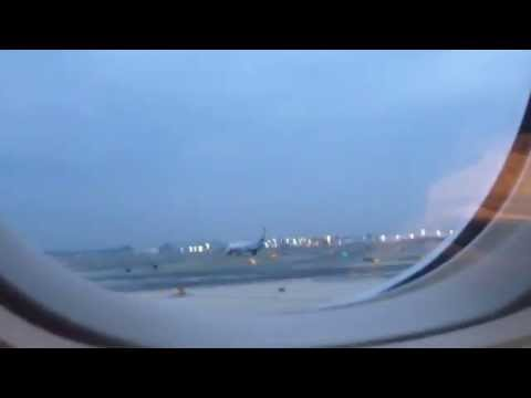 China Eastern Airlines business class JFK to PVG flight review Boeing777-300ER