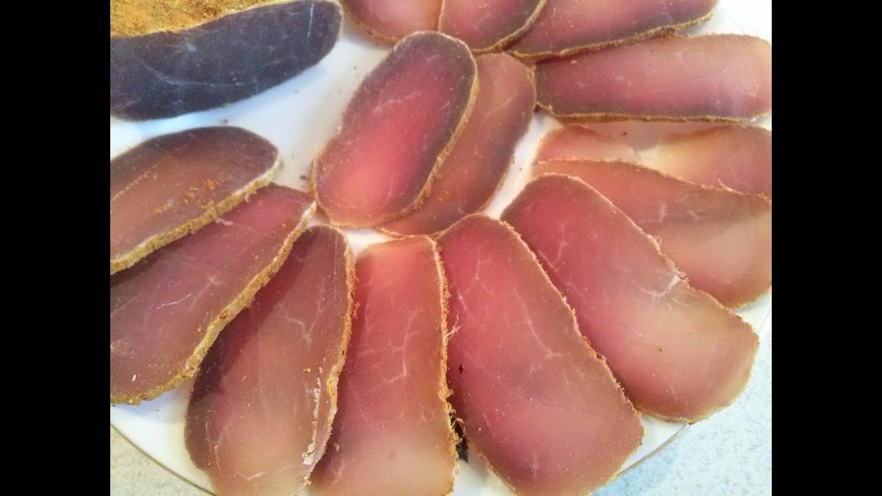 Сыровяленая свинина Очень просто, быстро, вкусно!|быстро и вкусно приготовить мясо свинины