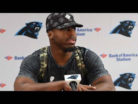 Jonathan Stewart: No one can cover McCaffrey 1-on-1