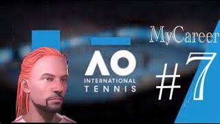 AO International Tennis | MyCareer #7: NEUES TURNIER! NEUE MIR!