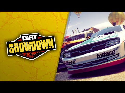 DiRT Showdown North America Launch Trailer