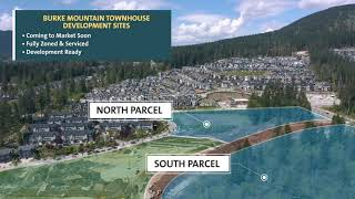 Burke Mountain Townhouse Development Sites