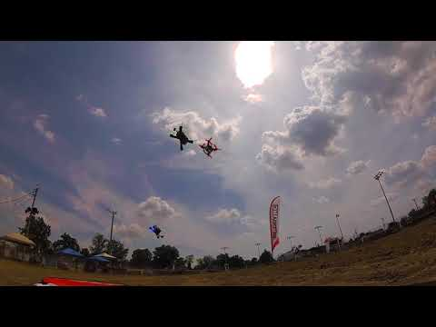 Fremont Speedway Drone Race