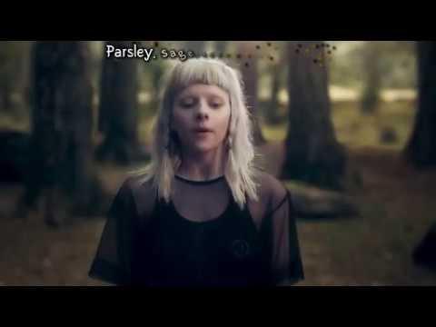 AURORA - Scarborough Fair   LEGENDADO + Lyrics