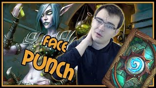 All we did was hit each other in the face! | Kingsbane rogue | Rastakhan