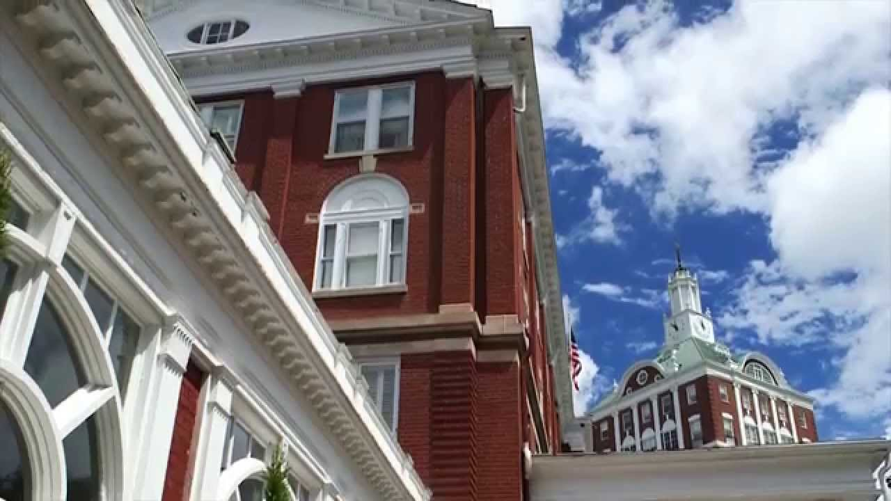 Historic hotels of america celebrates 25 years youtube for Oldest hotels in america