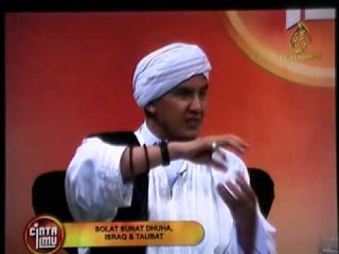 TG Syeikh Nuruddin Marbu al-Banjari al-Makki - Solat Sunat Dhuha, Israq & Taubat 2/3