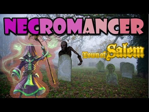 NECROMANCER | Town of Salem Coven Ranked Practice