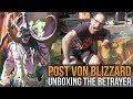 Post von Blizzard: Unboxing Illidan