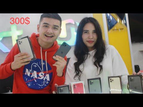 Iphone 11 Pro Max Narxlari Tushib Ketti (Koreyada Telefonlar Narxlari)