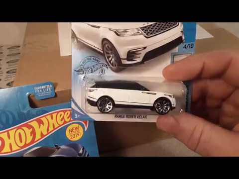 Rover Land  Unboxing from my friend Aken! (I open something!) Model Review