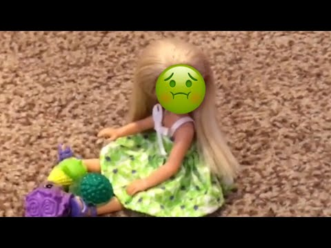 Barbie- Eat Your Vegetables!