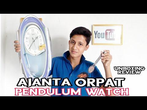 Ajanta orpat musically pendulum watch    unboxing+full review    Ankit Advice