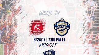 Richmond Kickers vs Charlotte Independence full match