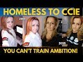 Download Video Homeless security guard to CCIE: You can't train ambition: Katherine McNamara shares her story MP4,  Mp3,  Flv, 3GP & WebM gratis