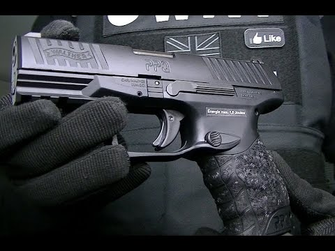 UMAREX VFC WALTHER PPQ M2 Unboxing Review Shooting Test