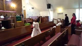 Lexi's Praise Dance