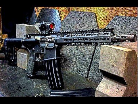 BCM 300 BlackOut AR Pistol Review