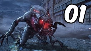 Let's Play Call of Duty Ghosts Extinction Mode Alien Mode #01 Deutsch