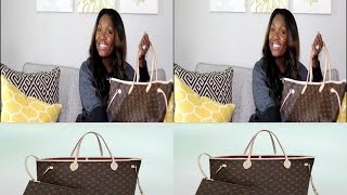 Louis Vuitton Neverfull GM Unboxing 2014 Thumbnail