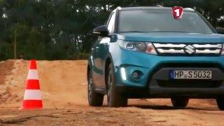 Suzuki Vitara 2015.  Тест-драйв от Первый автомобильный (Перший тест)