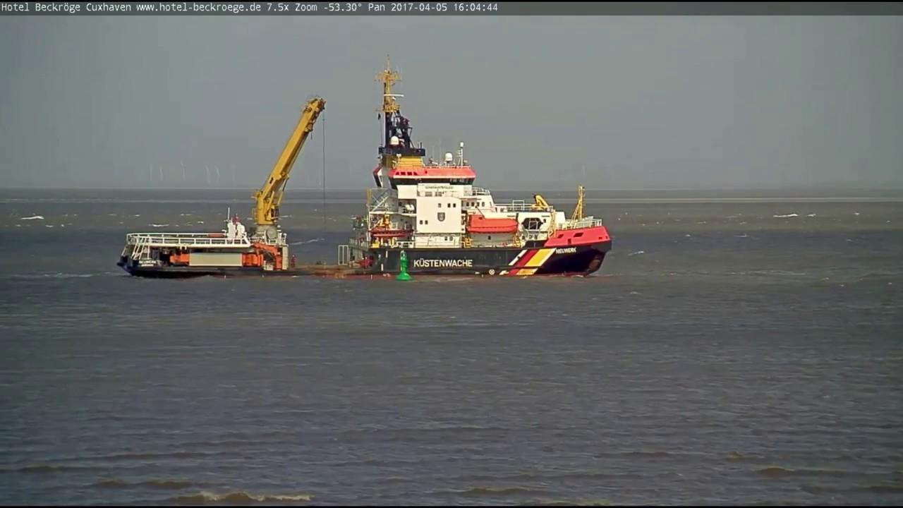 Livecam Cuxhaven