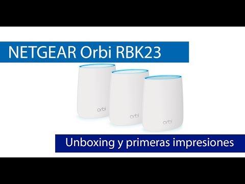 Download Netgear Orbi Ac2200 Mesh Networking System Unboxing Poc