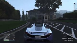 GTA5 ONLINE COURSE #TBL GOLF WALLRIDE