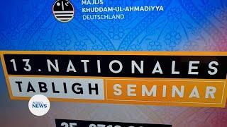 National Tabligh Seminar held in Germany