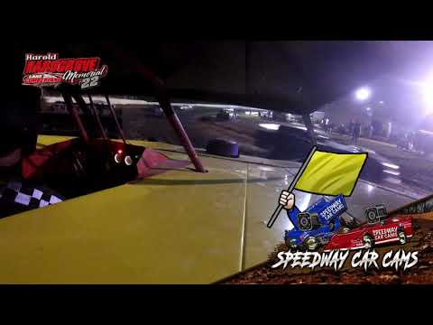 #55 Ronnie Cole Jr. - Super Street - 8-24-19 Lake Cumberland Speedway - In-Car Camera