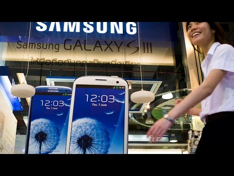 After a Poor 2014, Samsung Forecasts First Annual Profit Drop in 3 Years