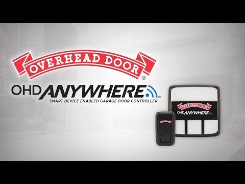 Garage Door Opener App How To Set Up Ohdanywhere On Iphone Or