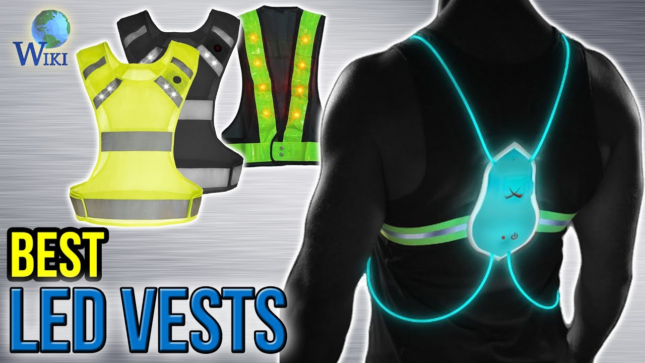 10 Best Led Vests 2017