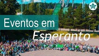 Eventos da Esperantolândia?!? | Esperanto do ZERO!