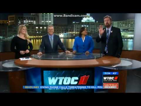 WTOC: The News At 11pm Close--12/16/16