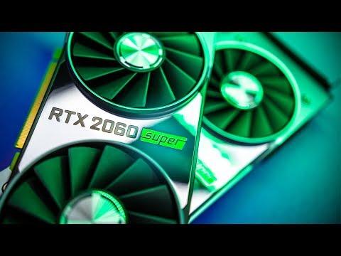 Trouble For RX 5700?  RTX 2060 Super & RTX 2070 Super Review