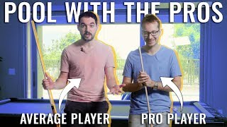 Trick shot champion Florian 'Venom' Kohler gives Rollie a pool master class | From Average To Good