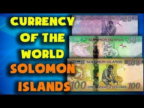Currency Of The World - Solomon Islands. Solomon Islands Dollar. Exchange Rates Solomon Islands